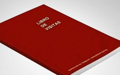 DESAPARECE EL LIBRO DE VISITAS DE LA INSPECCION DE TRABAJO
