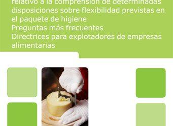 DIRECTRICES PARA EMPRESAS ALIMENTARIAS