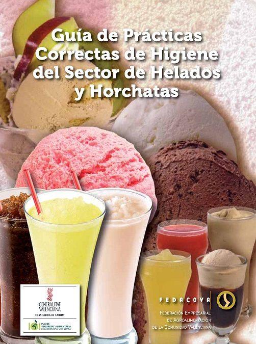 GUIA PRACTICAS CORRECTAS DE HIGIENE EN HELADOS Y HORCHATAS