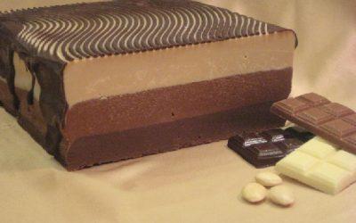 CURSO BÁSICO DE TURRONES DE CHOCOLATE PARA NAVIDAD