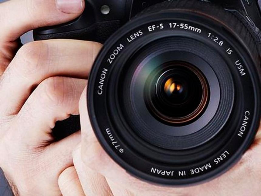 CURSO INICIACIÓN A LA FOTOGRAFÍA PARA LA HELADERÍA
