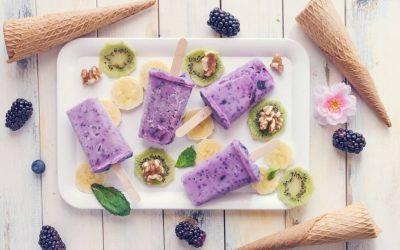 El helado libre de intolerancias alimentarias, rey de la temporada
