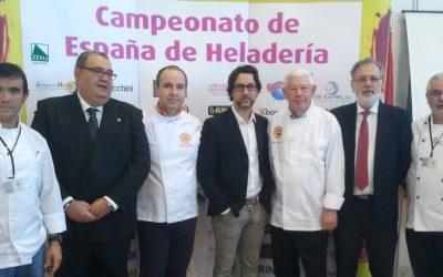 Bases del Cuarto Campeonato de España de Heladería Artesana